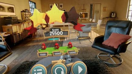 magic leap angry birds 2