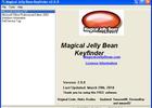 Magical Jelly Bean Keyfinder screen1