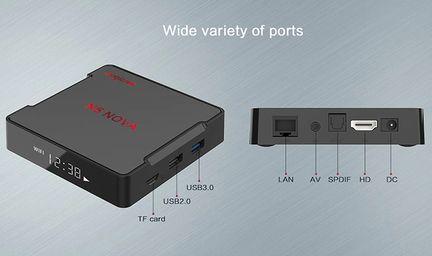 Magicsee-N5-Nova-ports