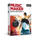 Music Maker Rock Edition 4 : devenir une star du rock