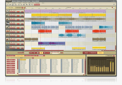 MAGIX Music Maker Rock Edition  screen 2
