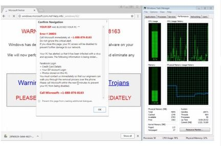 Malware Chrome