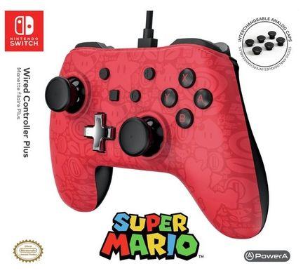 Manette Switch Mario