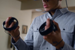 manettes Oculus Rift