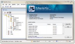 MapleXP screen1