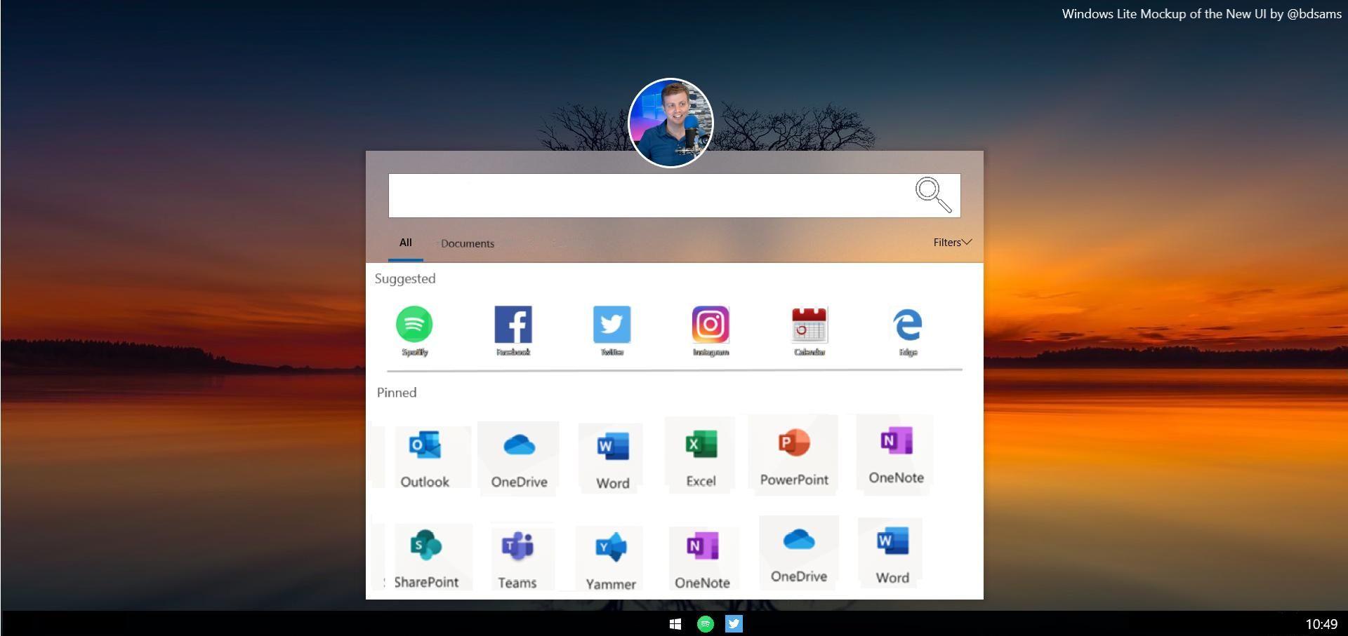 (Windows) Lite OS : voici à quoi ressemble la réponse à Chrome OS
