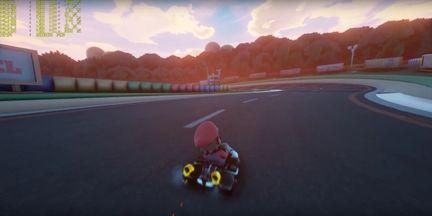 Mario Kart Unreal Engine 4 - 1