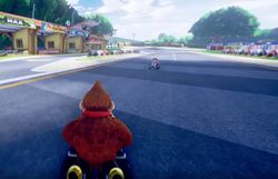 Mario Kart Unreal Engine 4