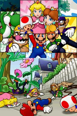 Mario party ds image 4