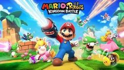 Mario + Rabbids Kingdom Battle (1)