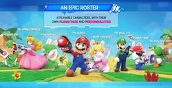 Mario + Rabbids Kingdom Battle (2)