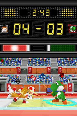 Mario sonic jeux olympiques image 1