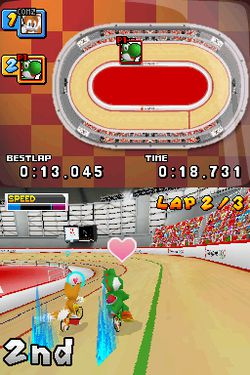 Mario sonic jeux olympiques image 2