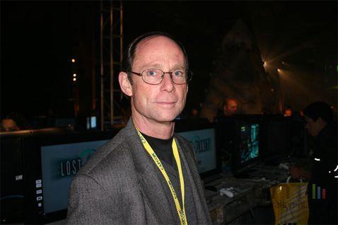 Mark Beaumont - COO Capcom