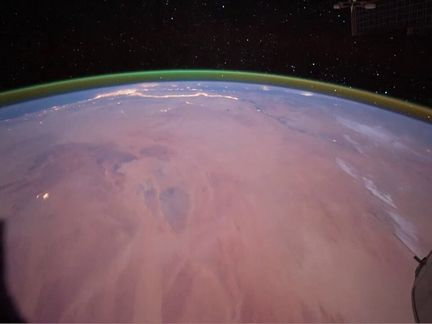 Mars atmosphere oxygene