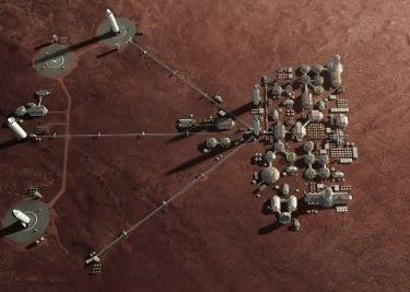 Pour la NASA, le premier colon de Mars est né
