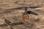 Mars Helicopter vignette