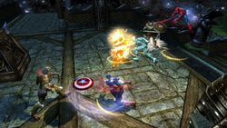 Marvel Ultimate Alliance PS3 image (10)