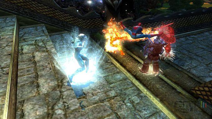 Marvel Ultimate Alliance PS3 image (11)