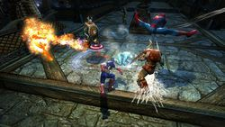 Marvel Ultimate Alliance PS3 image (13)