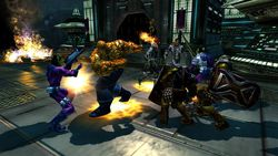 Marvel Ultimate Alliance PS3 image (2)