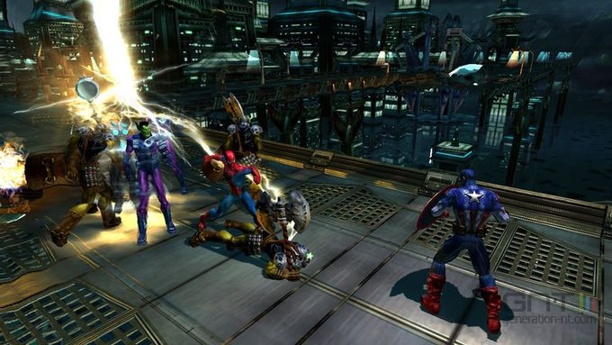 Marvel Ultimate Alliance PS3 image (3)