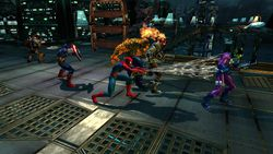 Marvel Ultimate Alliance PS3 image (5)
