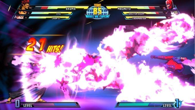 Marvel Vs Capcom 3 - 7