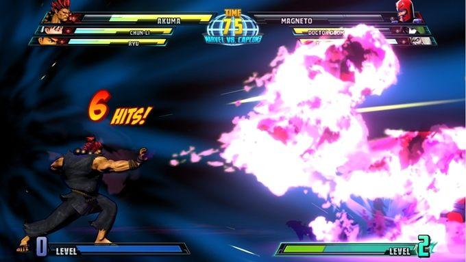 Marvel Vs Capcom 3 - 8