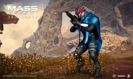 Mass Effect Andromeda - 1.