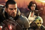 Mass Effect - artwork