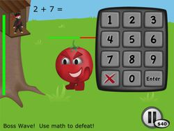 Math Ninja screen1