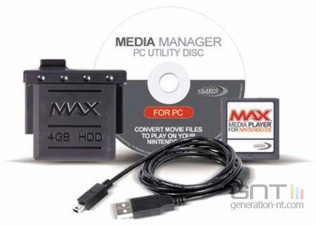 Max Media Player