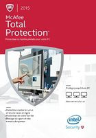 McAfee Total Protection : protéger jusqu'à 3 ordinateurs en réseau