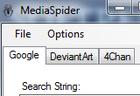 MediaSpider : trouver des images sur internet sans passer par un moteur de recherche