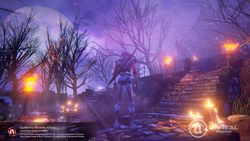 MediEvil Unreal Engine 4 - 3