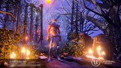 MediEvil Unreal Engine 4 - 4