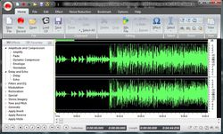 MEF Music Editor Free screen2