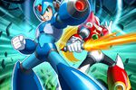 Mega Man Online - artwork