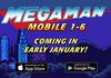 Megaman : 6 jeux prochainement sous iOS et Android