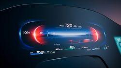 Mercedes Hyperscreen 2