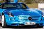 Mercedes SLS ED