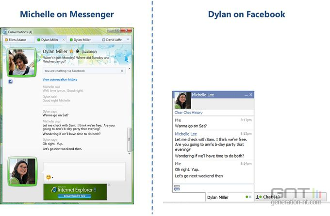 Messenger-Chat-Facebook