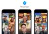 Messenger : jeux en réalité augmentée dans les appels vidéo
