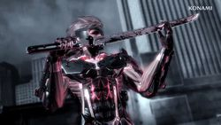 Metal Gear Rising - 2