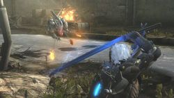 Metal Gear Rising : Revengeance - 2