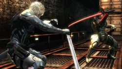 Metal Gear Rising : Revengeance - 4