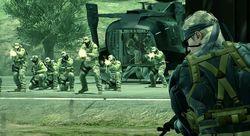 Metal Gear Solid 4 Guns of the Patriots 2