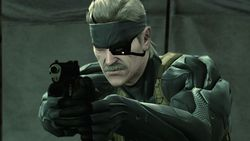 Metal gear solid 4 guns of the patriots 6