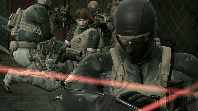Metal Gear Solid 4 Guns of the Patriots 12